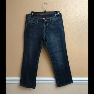 Lucky Brand crop pants size 27 perfect condition